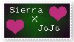 sierra X JoJo by divastar1234