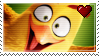 Chuck - Stamp by Mary-The-Speed-Bird