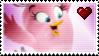 Stella - Stamp by MaryTheRacerBird