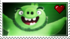 Leonard - Stamp by Fofurastro