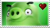 Minion Pig - Stamp by Mary-The-Speed-Bird
