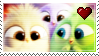 The Hatchlings - Stamp V2 by Mary-The-Speed-Bird