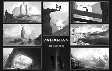 environment Thumbnail by Vadarian