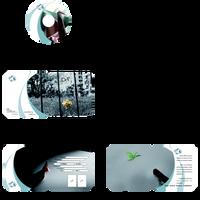 ADAP CD pamphlet by wind-hime-kaze