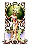 lady unicorn by wind-hime-kaze
