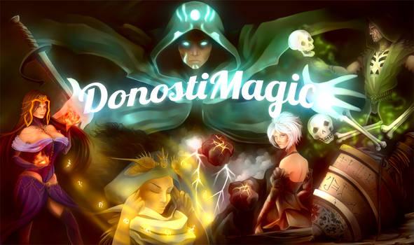 Donosti Magic ~ commission ~