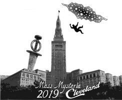 Mass Mysteria Cleveland 2019 Keepsake Design