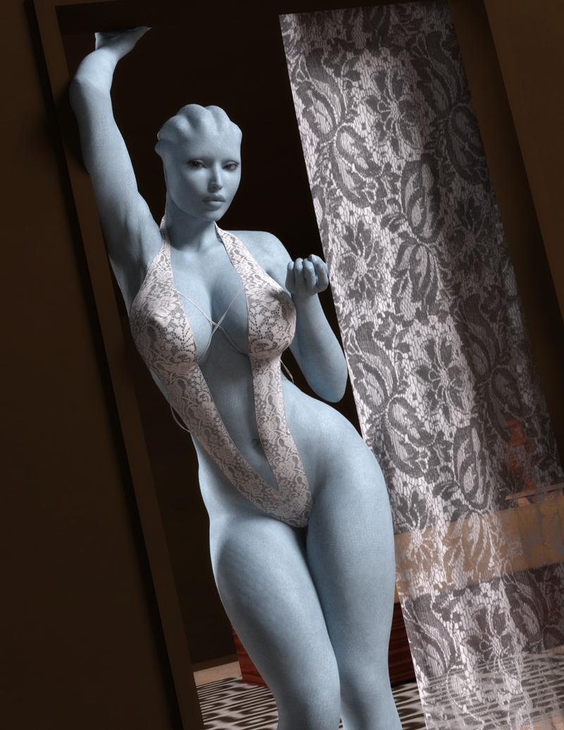 Lysa T'Rana by Evolluisionist by XXAdamFlame90XX