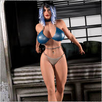 Mel - Swimsuit by Adam-Flame