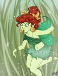 Fairy by SilverOceans