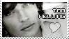 Tom Welling Stamp by BelievingIsSeeing