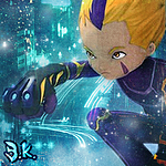 Odd Code Lyoko Evolution Icon by BelievingIsSeeing