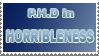PHD in Horribleness