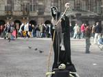Grim reaper stock