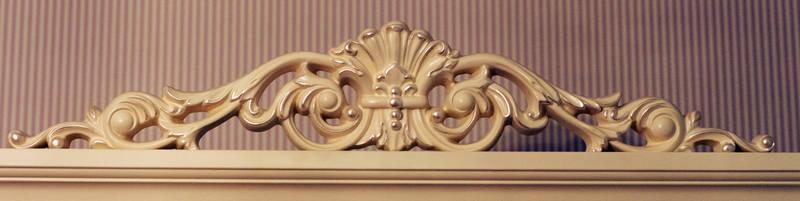 Wooden ornament by EK-StockPhotos