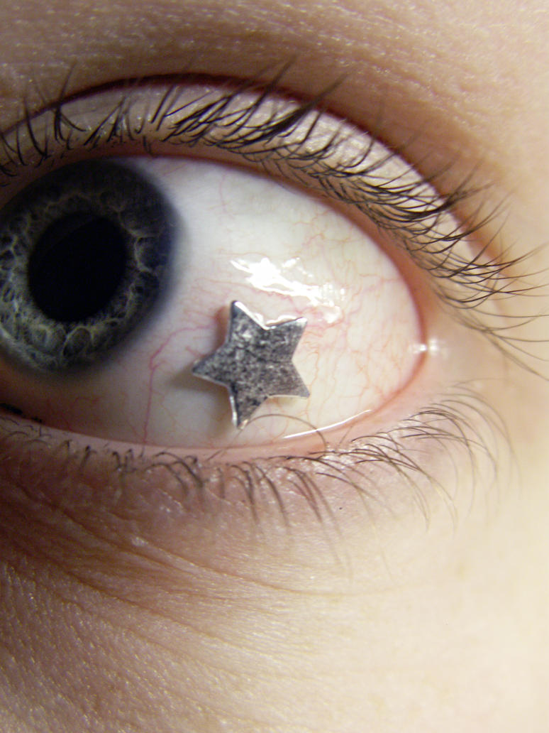 EYE STOCK 2 seeing stars by EK-StockPhotos