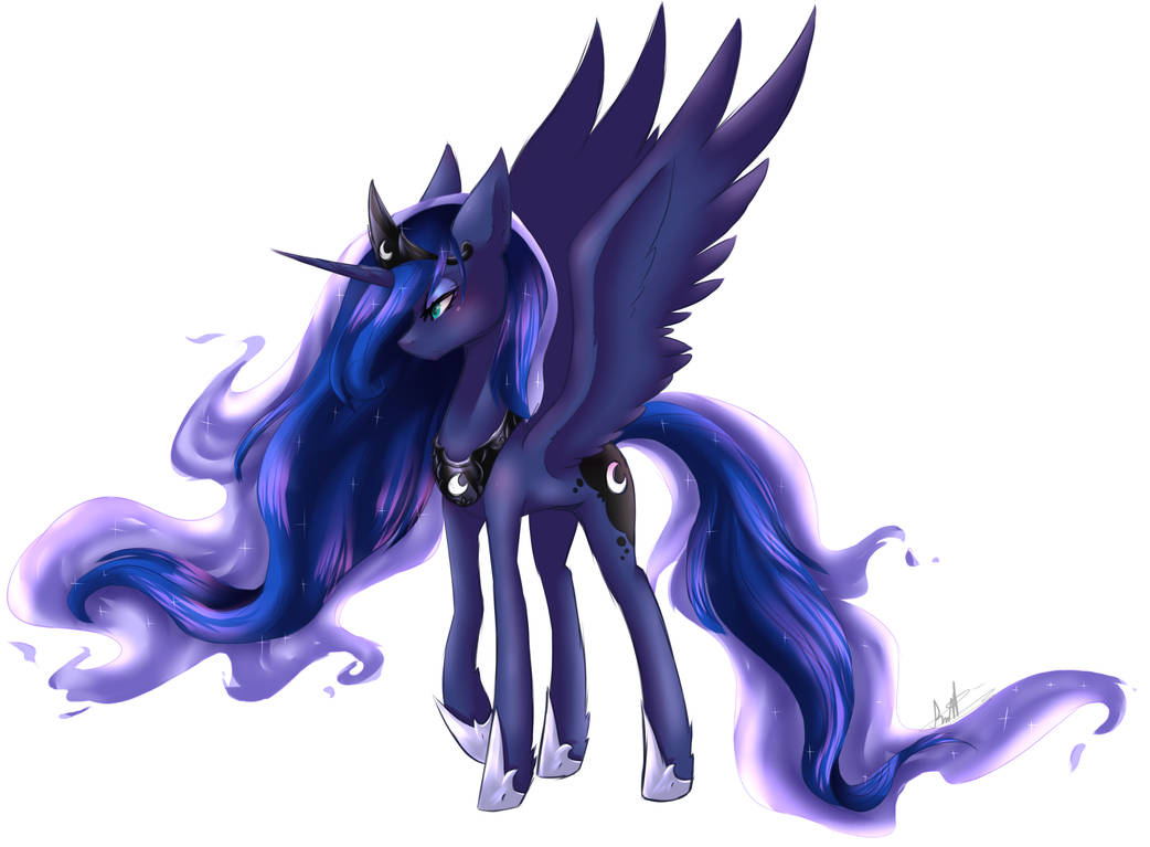 princess Luna by Ranadinight