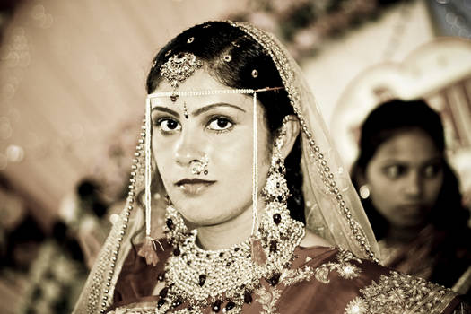 Indian Weddings : Bride