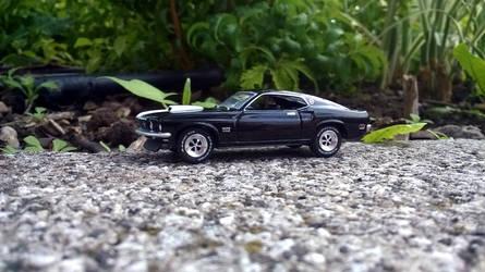 '69 Mustang Boss 429