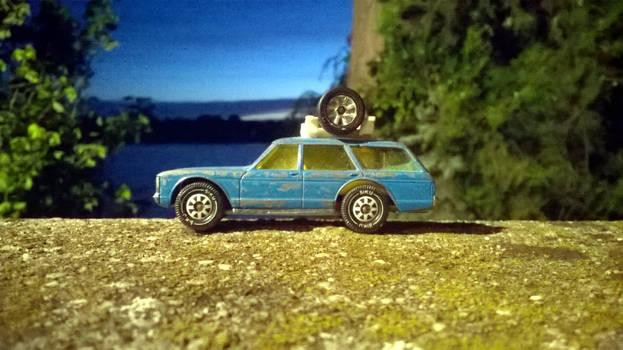 Ford Granada Turnier by Siku