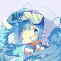Snow Miku [Avatar Set]