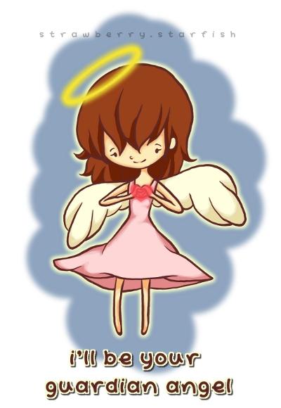Angel by NocturneStar