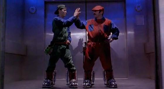 Mario and Luigi Movie 1993 by justique
