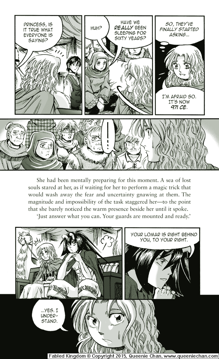 Fabled Kingdom - Chapter 9 - Page 17 by QueenieChan