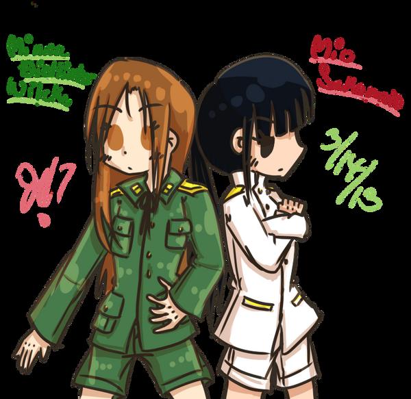 SW: Commander and Leader by Hetaotaku17