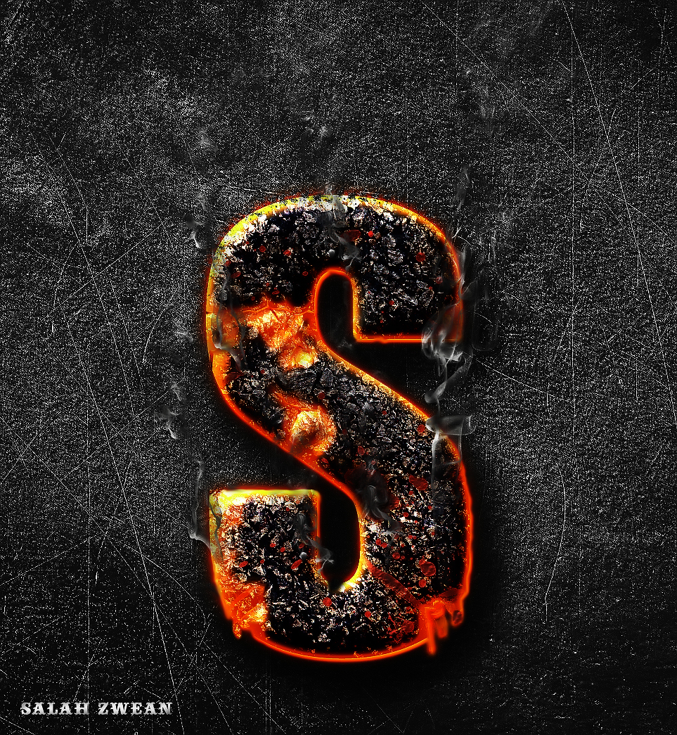 Fire style letter s by salahzwean on deviantart fire style letter s by salahzwean thecheapjerseys Image collections