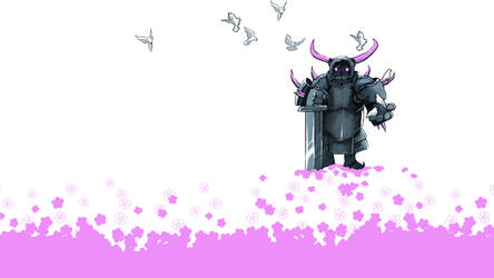 Tranquil Pekka - Wallpaper