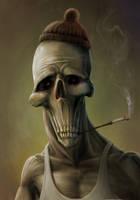Monsieur Mort by Darkodev
