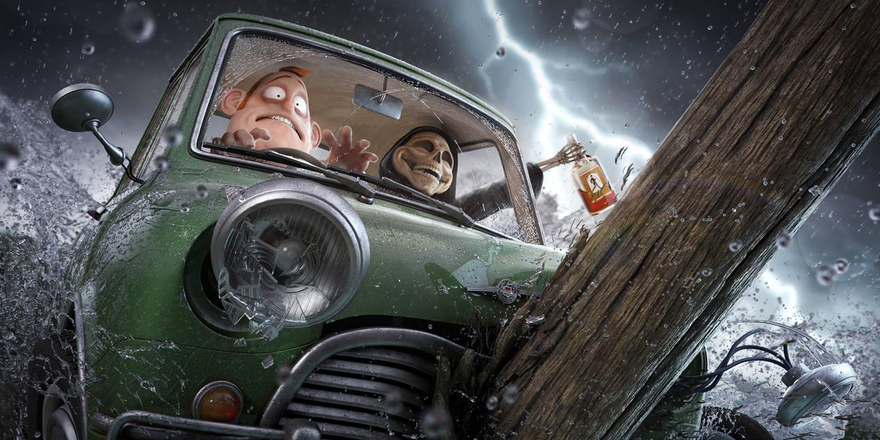 Crash by Darkodev