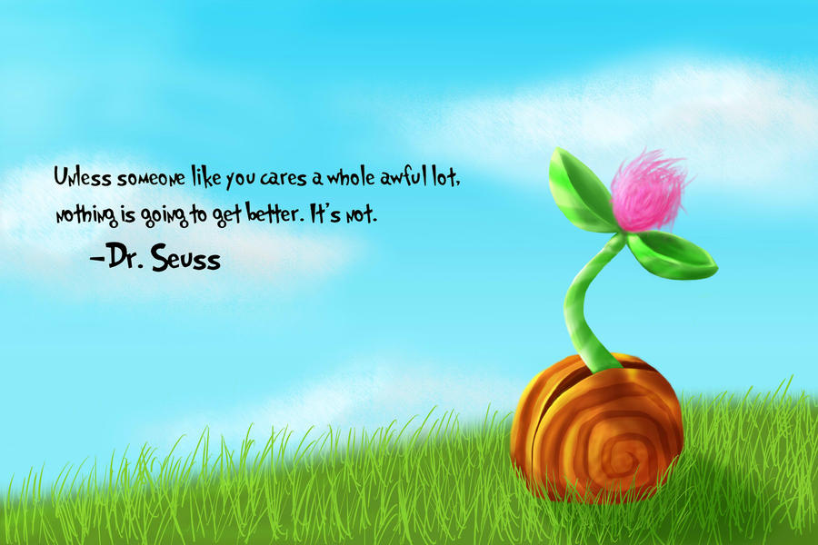 Truffula Tree Lorax Quotes. QuotesGram