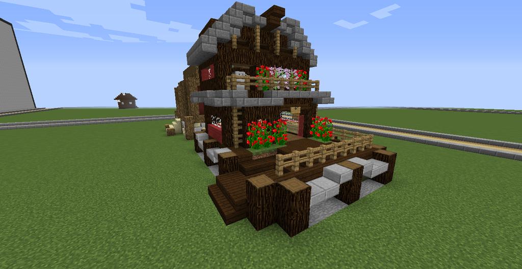 Minecraft Bakery by NetherGirlMS on DeviantArt