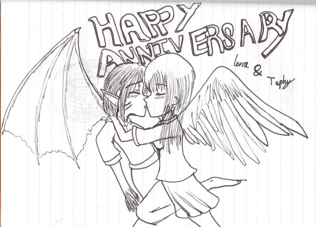 Happy anniversary coloring pages coloring pages for Anniversary coloring pages