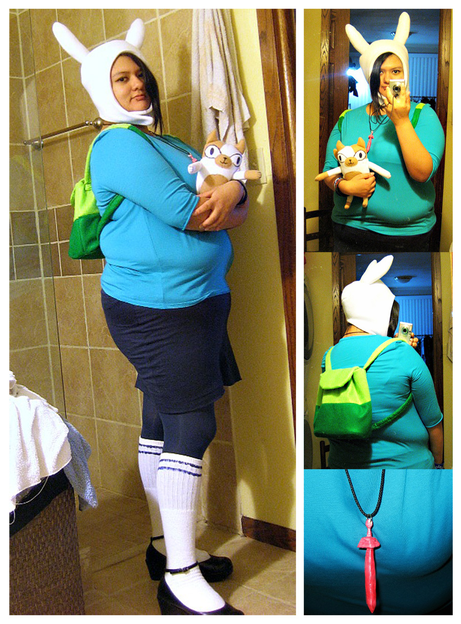 fionna adventure time cosplay - photo #26