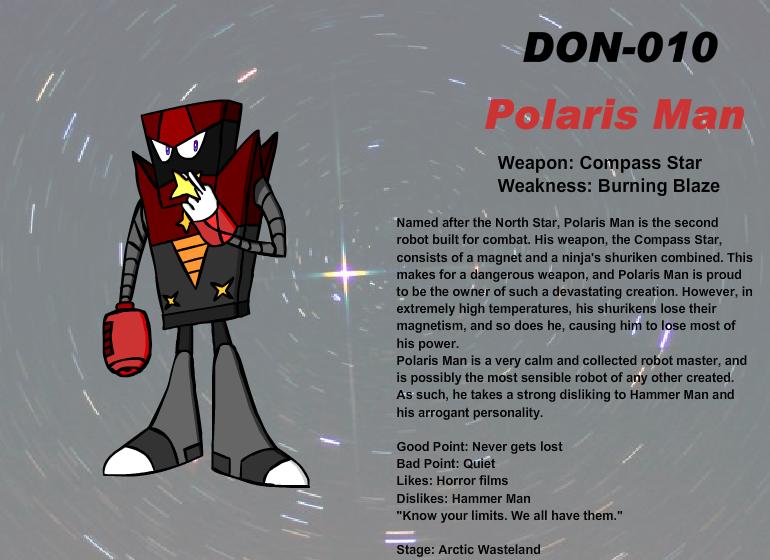 DON-010 Polaris Man by Ocsttiac