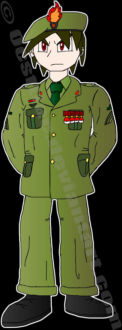 Gym Leader - Colonel Embus by Ocsttiac