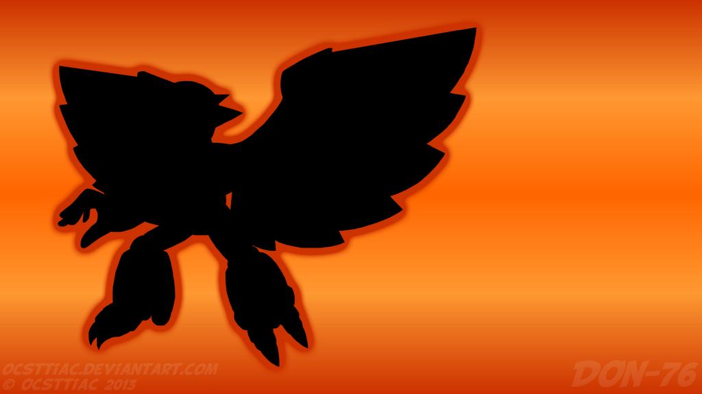 Phoenix Man Wallpaper by Ocsttiac