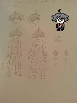 Soaku Ikasama (SHSL Cheater) - Dangan Ronpa OC