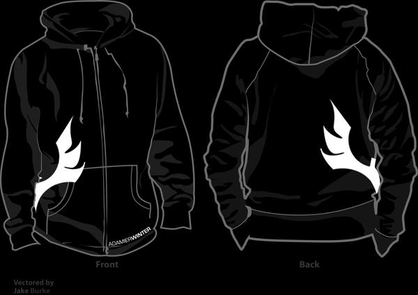 ADW Hoodie by thelast1uthinkof