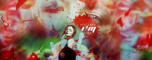 violence.