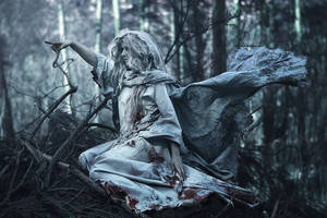 Cosplay - Lady Stoneheart VII by Alexial-kun