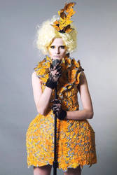 Hunger Games cosplay