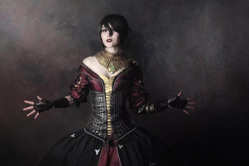 Morrigan II by Alexial-kun