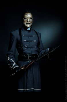 [Dishonored cosplay] Overseer