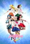 [Sailor moon cosplay] - Sailor Senshi