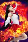 [Sailor moon cosplay] - Sailor Mars