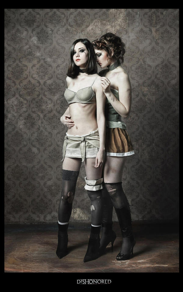 Dishonored cosplay] - Courtesans by Alexial-kun on DeviantArt